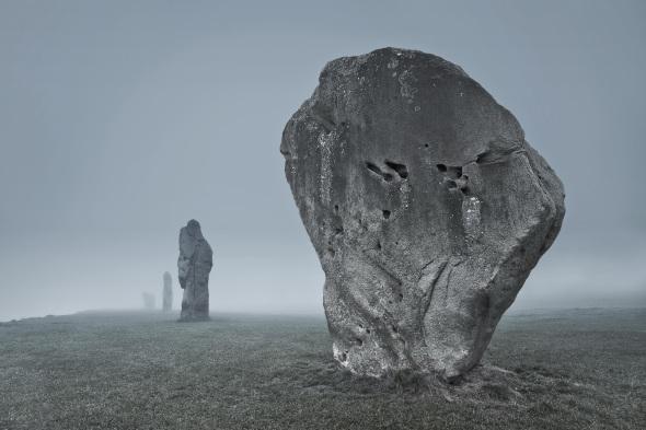Stone Circle  Photo: Philip Selby