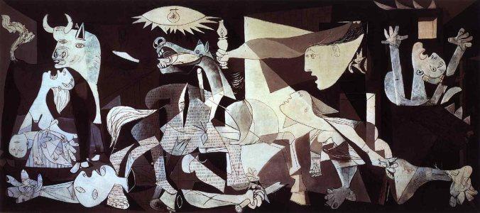 Guernica- Pablo Picasso
